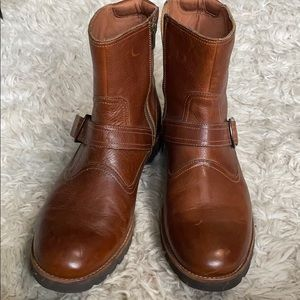 Rockport men's leather boots